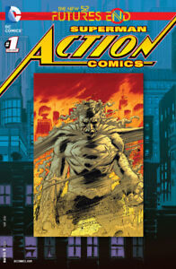 DC - Future's End (Complete comic event 41 Issues) $150