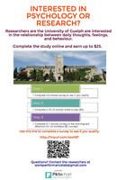 PARTICIPATE IN AN ONLINE STUDY FOR MONEY