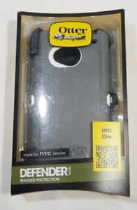 Otter Box Defender Case for HTC One NEW