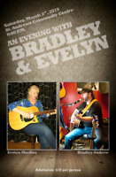 An Evening with Bradley and Evelyn