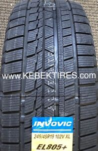 TIRES HIVER 225 45R17 205 50R17 215 55R17 235 60R17 PNEUS WINTER
