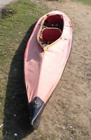 Used double folding kayak for sale