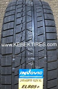 TIRES WINTER HIVER 225 40R18 215 45R18 235 50R18 255 55R18 PNEUS