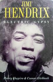 Jimi Hendrix - Electric Gypsy Book (REDUCED)