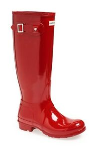 Look for... red hunter boots  London Ontario image 1