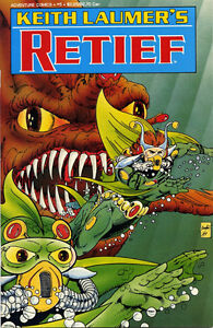 Keith Laumer's RETIEF! 9 SF short story graphic adaptions Cambridge Kitchener Area image 4