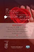 An Evening with Medium Jay Lane Fundraiser Event