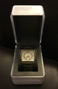 DKNY- ladies watch - stainless steel - excellent condition