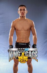 King of the Cage MMA tickets Seneca Casino