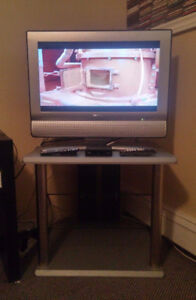 "26"" SHARP LCD TV w/ TV Stand"