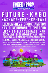2 Day General Admission to Fvded in the Park