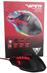 Patriot Viper V570 RGB Gaming Mouse