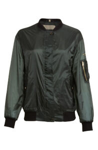 Burberry Bomber Jacket- Size 4