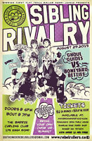 SOUTH SIMCOE REBEL ROLLERS PRESENTS: SIBLING RIVALRY