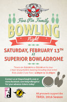 Family Five-Pin Bowling Night at Superior Bowladrome