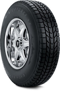Excellent set of 4 WINTERFORCE tires