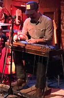 experienced pedal steel player available