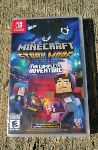 Minecraft Story Mode (Nintendo Switch)