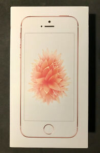 iPhone SE Rose Gold 16GB Koodo MINT condition