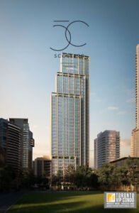 50 SCOLLARD CONDOS-ONLY 64 UNITS IN 41-STOREY  BUILDING