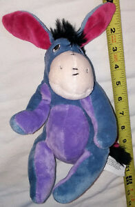 Large Soft Plush Eeyore Toy