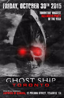 Ghost ship Toronto nova Scotia invite