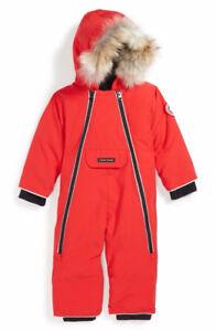 canada goose baby snowsuit kijiji