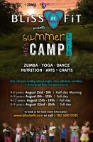 SUMMER KID'S CAMP for ages 4-12