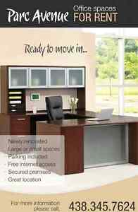 Are you looking to rent a office space or a storage place