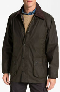 Barbour Jacket Size Small
