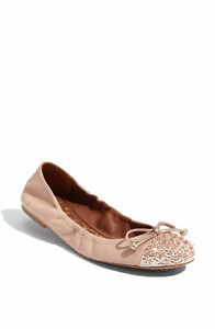 SAM EDELMAN BEATRIX FLATS RHINESTONES AND SPIKES