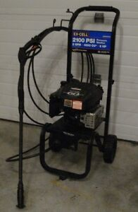 Power Washer Gas Powered