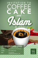 Coffee, Cake and Islam - Free invitation for an open discuss
