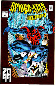 SPIDER-MAN 2099 COMIC BOOK 1 RED FOIL COVER