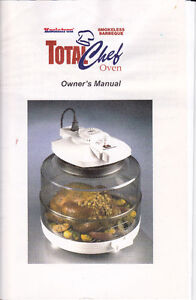 Total Chef Oven