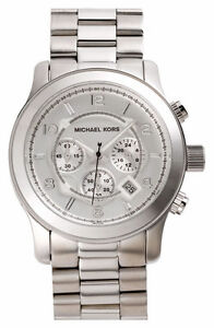AUTHENTIC Michael Kors Oversized MK8086 Watch NEW in box