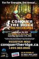 Conquer The Ridge Endurance Mud Challence