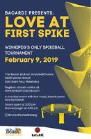 Love at First Spike-Winnipeg's largest Spikeball tournament