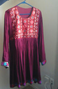 3 piece traditional dress