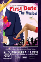 MEN NEEDED for FIRST DATE, THE MUSICAL