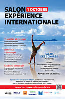 Salon Expérience Internationale 2016