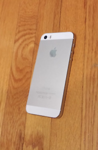 iPhone 5s Silver 16GB - Rogers - NEGO