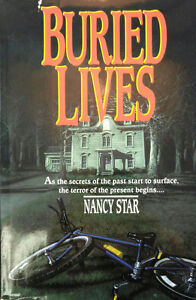 Livre, Buried Lives, Nancy Star, Anglais