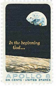 1969 APOLLO 8 FIVE (5) Different 6 Cent First Day Covers Kitchener / Waterloo Kitchener Area image 1