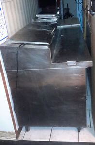 8ft Pizza Cooler/table Kingston Kingston Area image 3