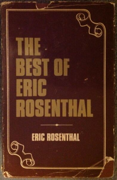 The Best of Eric Rosenthal - Eric Rosenthal