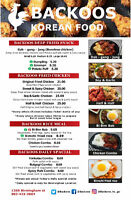 Korean Food-chicken