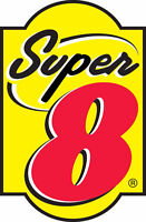 Super 8 is Looking for a FULL Time Night Auditor