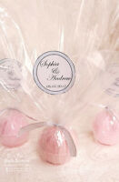 Bath bomb Wedding and party favours