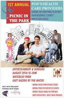 1st Annual Picnic in the Park for all PSW's/Nurses Clients